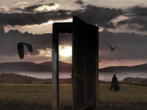 الباب لا يزال مفتوحاً