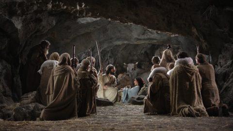 بشارة الملائكة للرعاة
